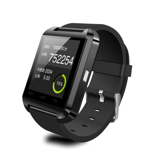 1.4'' Capacitive Smart Bluetooth Watch with Remote Notification