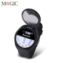 OLED Display Smart Bluetooth Watch with Detachable Dial