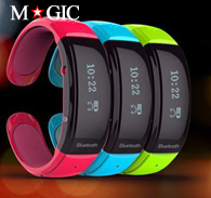 OLED Display Smart Bluetooth Bracelet Support Sync Caller ID
