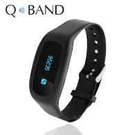 0.91'' OLED Smart Bluetooth Bracelet with Pedometer Sleep Monitor