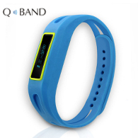 Touch Smart Wristband Bluetooth Pedometer Sleep Monitor Call Reminder