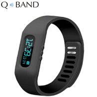 2014 Newest Bluetooth Calorie Pedometer and Sleeping Monitor