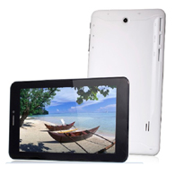 7 Inch Allwinner A23 Dual Core 2G  Two Sim Card Slots 512MB/4GB 800*480 Tablet PC