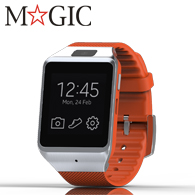2014 Newest 1.54 inch MTK6260A Smart Bluetooth Watch with Remote Camera