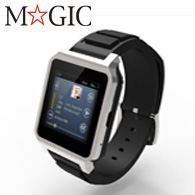 Newest 1.54 inch MTK6260A Smart Bluetooth Watch with Sedentary Reminder